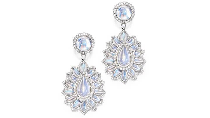 Moonstone Gemstone Sotheby Auction