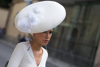 Paris Haute Couture Glamorous Look