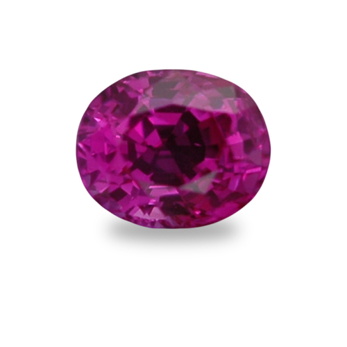 Untreated Pink Sapphire