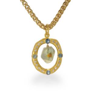 diana-widman-71-pendant-18kt-yellow-gold-sapphire-sapphire-diamond