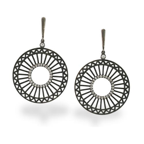 Large Theorem Earrings