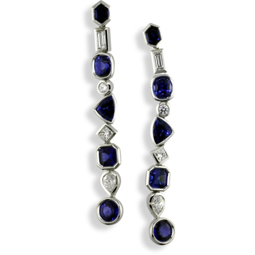 Blues Variations Earrings
