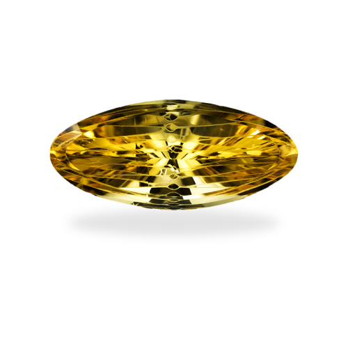 Afghanistan Heliodor (Yellow Beryl)