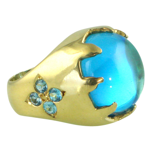 Blue Castle Ring, Castles Collection