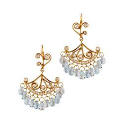 cathy-carmendy-9-earrings-18-kt-gold-diamond-aquamarine