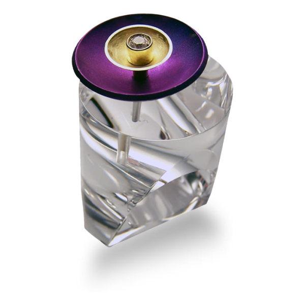 francesca-gabrielli-19-ring-plexiglass-titanium-gold-diamond