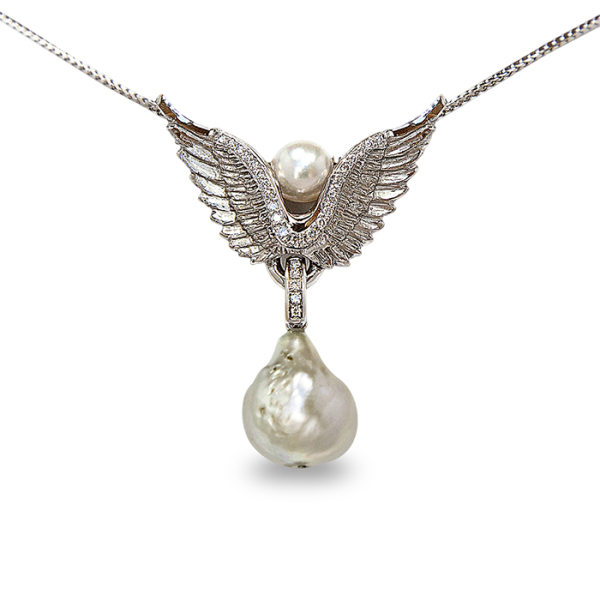 mirjam-butz-brown-26-necklace-palladium-950-18k-white-gold-14k-white-gold-or-palladium-chain-diamonds-freshwater-pearl-drop