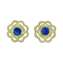 paula-crevoshay-33-earrings-18k-yellow-gold-sapphire-diamond-diamond-diamond