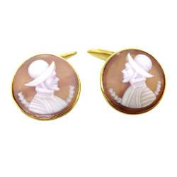 rainforest-designs-6-cufflinks-sardonyx-shell-cameo-gold-plated-silver-950