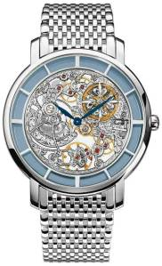Image of Patek Philippe Skeleton Watch – Front Side