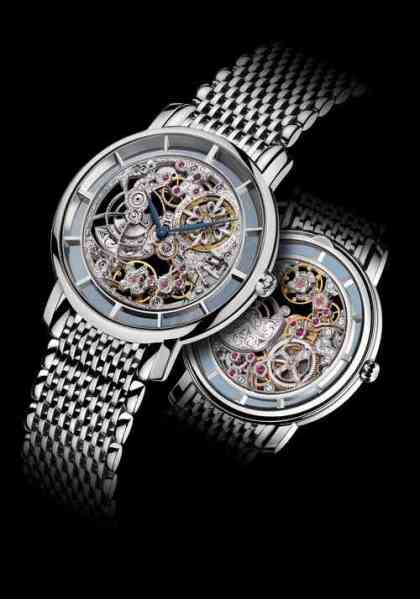 Men s luxury designer watches and brands farlang for Patek philippe skeleton