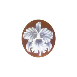 Rainforest Designs Orchid Cameo