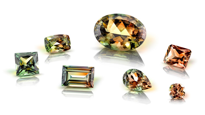 Erica Courtney Csarite Gems