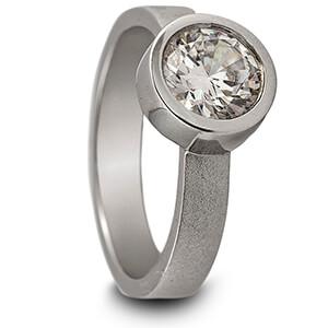 Claudia Endler engagement ring