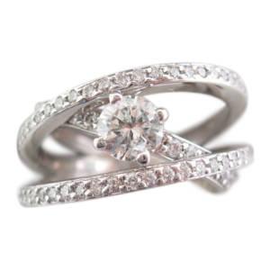 Karin Jamieson, Diamond Engagement Ring