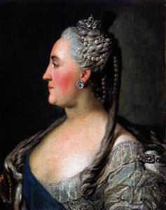Empress Catherine the Great of Russia