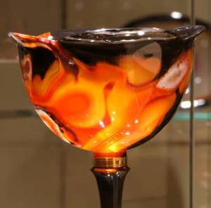 Idar Oberstein Agate Glass