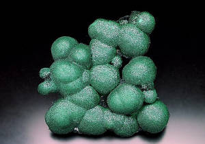 Mineral Collection Malachite