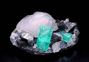 Mineral Collection Emerald