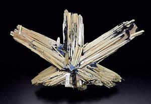 Mineral Collection Rutile and Hematite