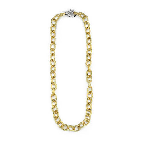 Gold Small Chain Necklace