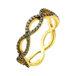 anastazio-jewellery-11-ring-18k-yellow-gold-brown-diamonds