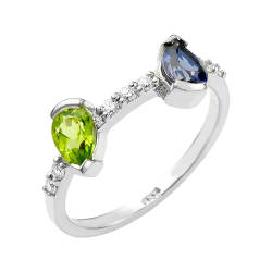 anastazio-jewellery-13-ring-18kt-white-gold-diamonds-iolite-peridot