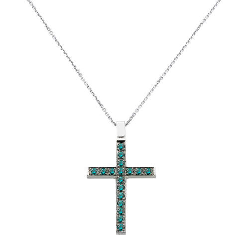 Religion Revival Pendant Cross