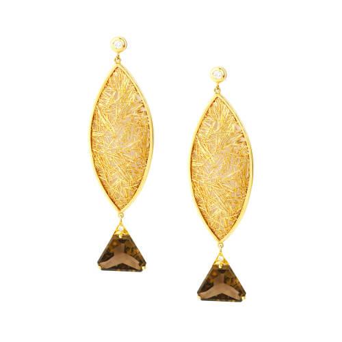 anastazio-jewellery-32-earrings-18k-yellow-gold-diamonds-smokey-quartz