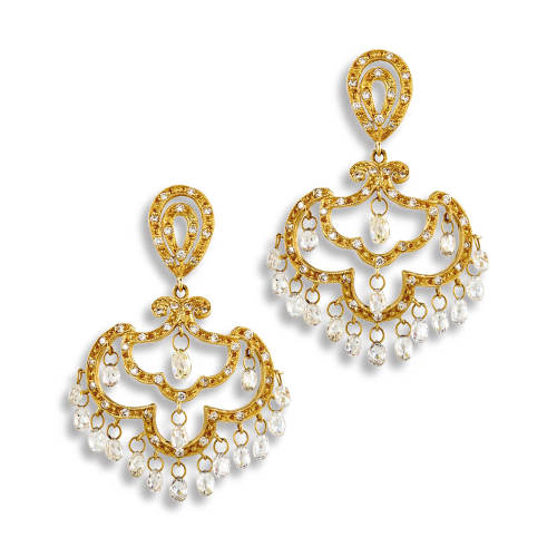 cathy-carmendy-4-earrings-20-kt-gold-diamond-diamond-briolette