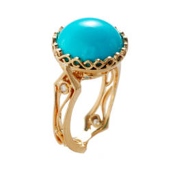 cathy-carmendy-7-ring-18-kt-gold-diamonds-turquoise