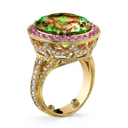 erica-courtney-2-ring-18kt-yellow-gold-csarite-pink-sapphire-diamonds
