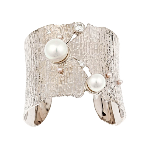 ljd-designs-28-bracelet-18-kt-white-gold-diamond-diamond-cultured-pearl-pink-pearl