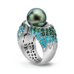 ljd-designs-8-ring-19-kt-white-gold-pearl-green-sapphire-tourmaline-diamond