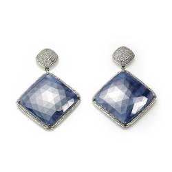 mara-kartali-12-earrings-sterling-silver-925-black-rhodium-plated-rough-blue-sapphires-diamonds