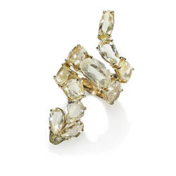 mara-kartali-27-ring-18-kt-yellow-gold-yellow-sapphires-cognac-diamonds