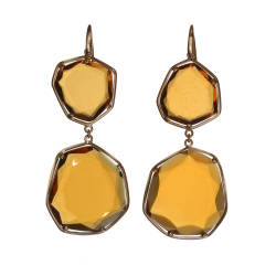 mara-kartali-31-earrings-18-kt-pink-gold-honey-citrine-quartz