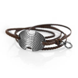 mara-kartali-49-bracelet-sterling-silver-rhodium-leather