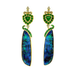 paula-crevoshay-10-earrings-18-kt-yellow-gold-tsavorite-boulder-opal-tsavorite-diamond