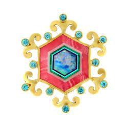 paula-crevoshay-5-pendant-18-kt-yellow-gold-intarsia-zircon