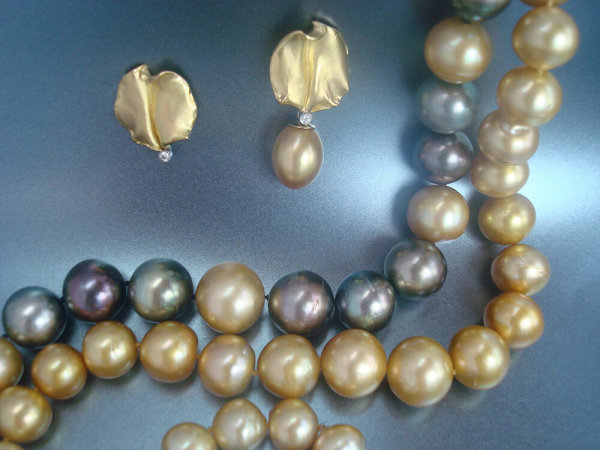 Mirjam Butz Brown, jewelry designer