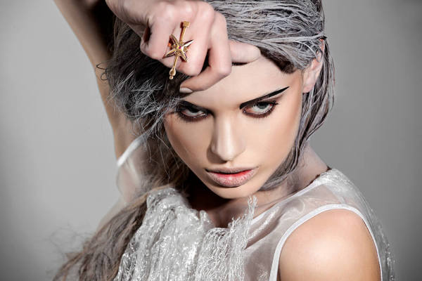 Mara Kartali, jewelry designer