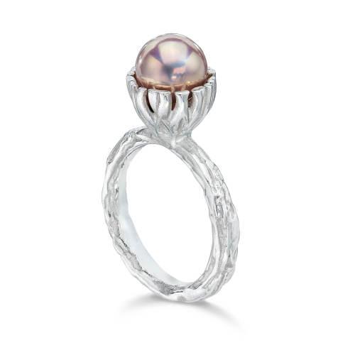 Banyan Tree Pearl Ring