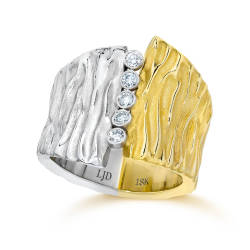 ljd-designs-120-W-104-ring-18-kt-white-gold-yellow-gold-diamond