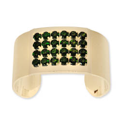 ljd-designs-87-G-110-cuff-18-kt-yellow-gold-emerald