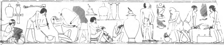 Metals ancient Egyptian Jack Ogden 2