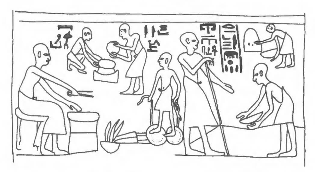 Metals ancient Egyptian Jack Ogden 4