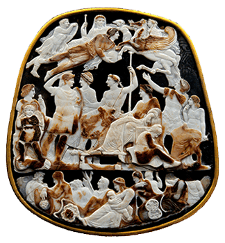 for cameos and antique jewelry section Great_Cameo_of_France_CdM_Paris_Bab264_white_background