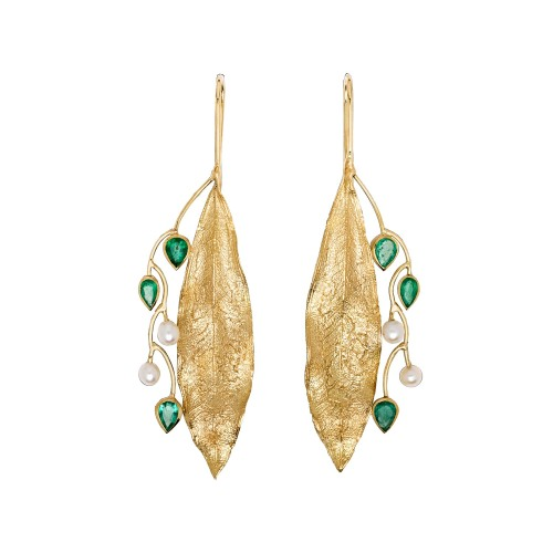 Jardín Earrings