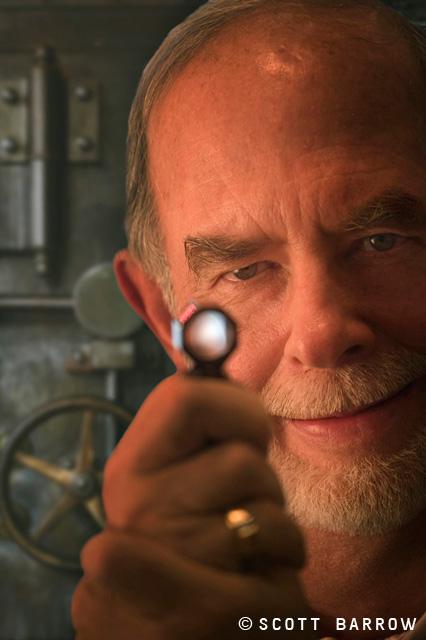 Richard Wise, Gemologist, Author.
